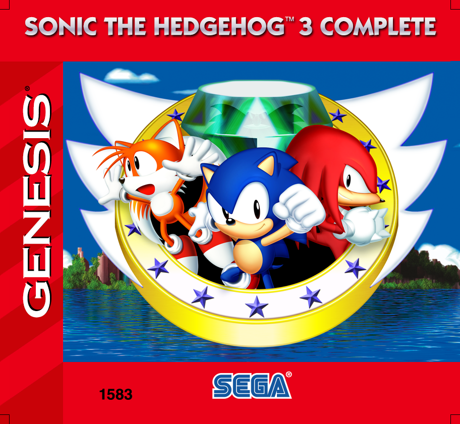 sonic the hedgehog 3 complete rom hack